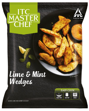 Lime and Mint Wedges